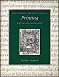 Twyman, Michael: The British Library Guide to Printing: History and Techniques
