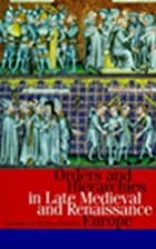Hierarchies and Orders in Late Medieval and…