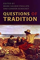 Questions of Tradition by Mark Phillips