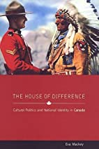 The House of Difference: Cultural Politics…