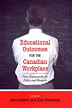Educational Outcomes for the Canadian…