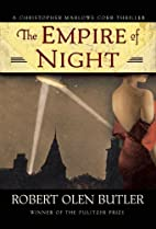 The Empire of Night: A Christopher Marlowe…