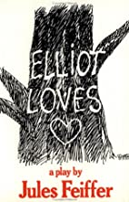 Elliot Loves by Jules Feiffer