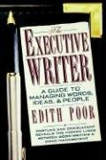 The Executive Writer: A Guide to Managing…