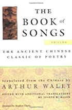 The Book of Songs: The Ancient Chinese…