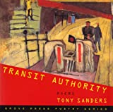 Sanders, Tony: Transit Authority: Poems