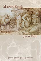 March Book (Grove Press Poetry) by Jesse…