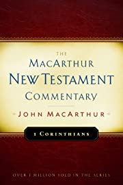 First Corinthians: New Testament Commentary…