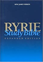 Ryrie Study Bible: King James Version by…