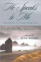 He Speaks to Me: Preparing to Hear the Voice…
