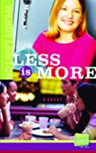 Less Is More: Real TV, Take 3 (Real TV…