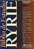 Ryrie, Charles C.: Biblia Ryrie- Ryrie Study Bible Spanish Bonded Leather Burgundy (Spanish Edition)