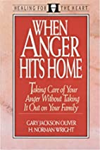 When Anger Hits Home: Taking Care of Your…