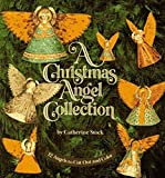 Stock, Catherine: A Christmas Angel Collection: 12 Angels to Cut Out and Color