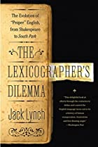 The Lexicographer's Dilemma: The…