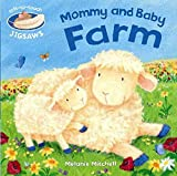 Melanie Mitchell: Mommy and Baby: Farm (Soft-To-Touch Book)