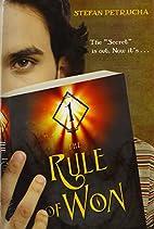 The Rule of Won by Stefan Petrucha