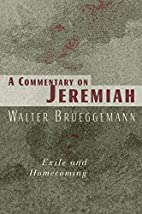 A Commentary on Jeremiah: Exile and…