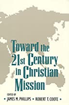 Toward the Twenty-first Century in Christian…