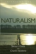 Naturalism by Stewart Goetz