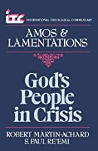 God's People in Crisis (International…
