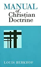 Manual of Christian Doctrine by Louis…