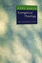Evangelical Theology: An Introduction by…