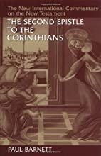 The Second Epistle to the Corinthians by…