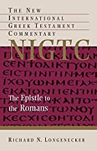 The Epistle to the Romans (New International…