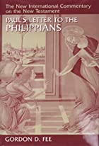 Paul's Letter to the Philippians (NICNT) by…