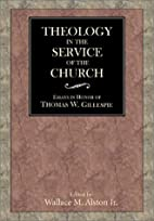 Theology in the Service of the Church:…