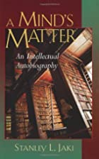 A Mind's Matter: An Intellectual…