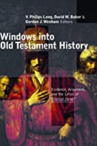 Windows into Old Testament History:…