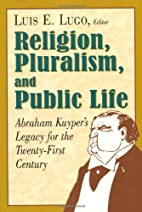 Religion, Pluralism, and Public Life:…