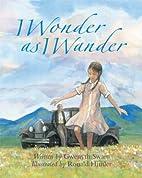 I Wonder as I Wander by Gwenyth Swain