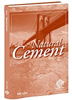 Natural Cement (STP1494) by ASTM…