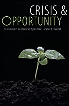 Crisis and Opportunity: Sustainability in…