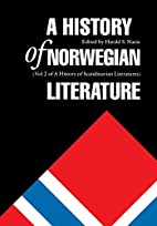 A History of Norwegian Literature (A History…
