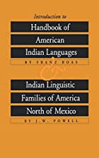 Introduction to Handbook of American Indian…