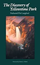 The Discovery of Yellowstone Park by…