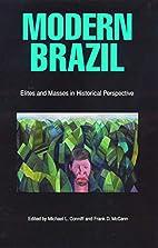 modern brazil: elites and masses in…