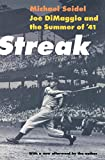Seidel, Michael: Streak: Joe Dimaggio and the Summer of &#39;41
