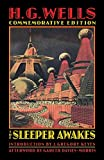 H. G. Wells: The Sleeper Awakes (Bison Frontiers of Imagination)