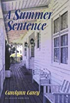 A Summer Sentence (Avalon Romance) by…
