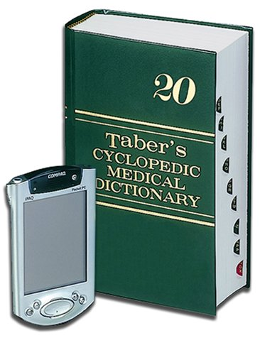 tabers-cyclopedic-medical-dictionary-for-pda