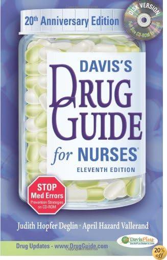 Davis's Drug Guide for Nurses, with CD-ROM
