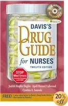 Pkg: Fund of Nsg Care & Study Guide Fund of Nsg Care & Tabers 21st & Deglin Drug Guide 12th