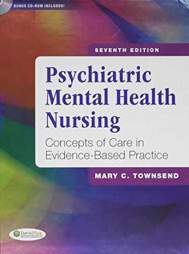pkg-psychiatric-mental-health-nursing-7th-pedersen-psychnotes-4th
