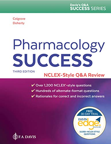 pharmacology-success-nclex-style-qa-review