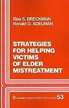 Strategies for Helping Victims of Elder…